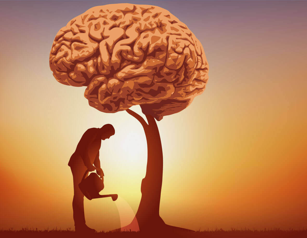 Make your brain grow up