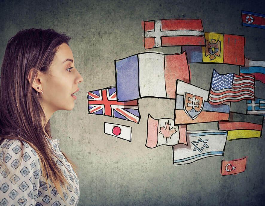 Several languages