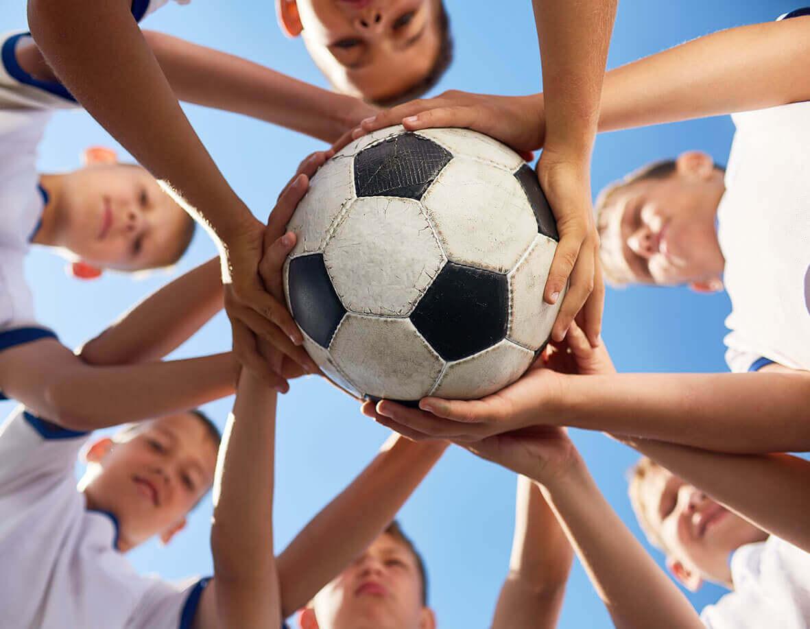 Make a team together