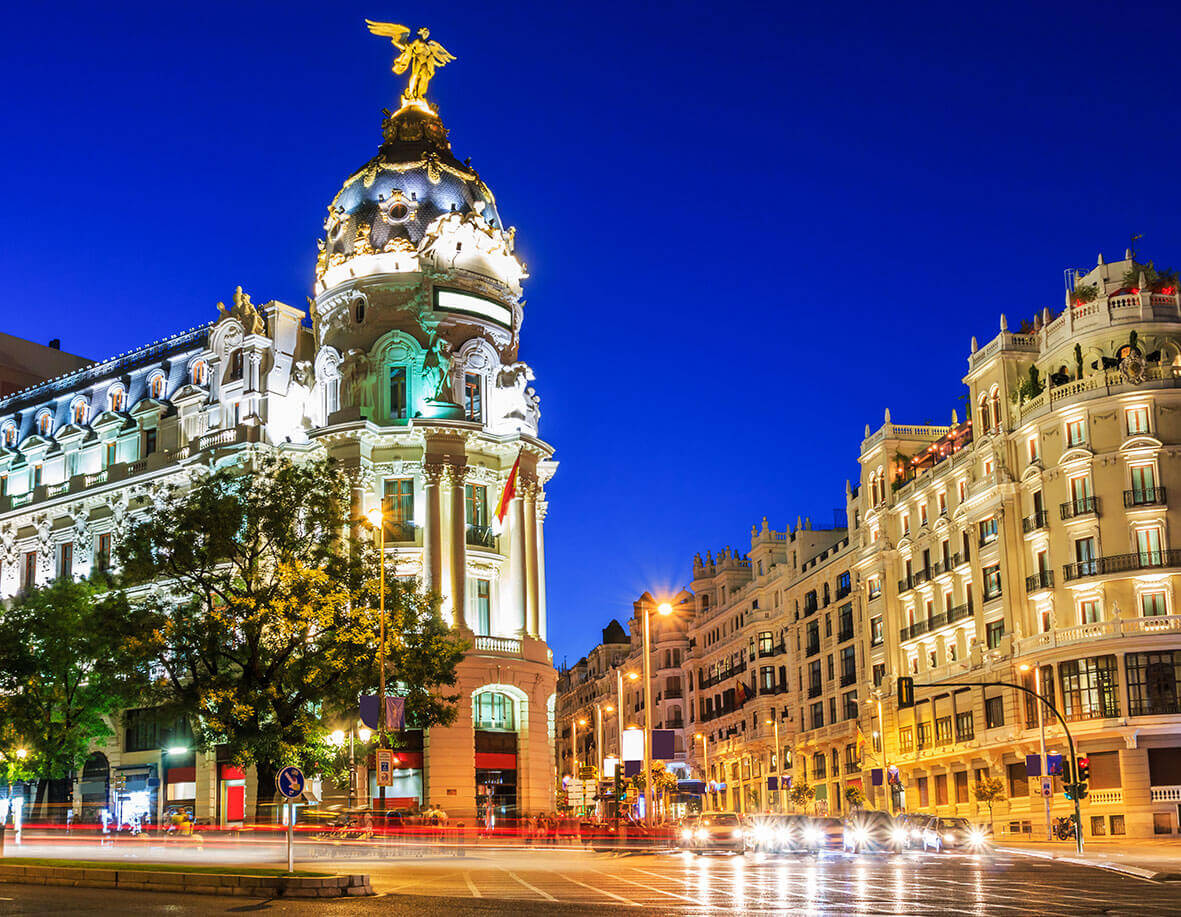 Square in Espagne