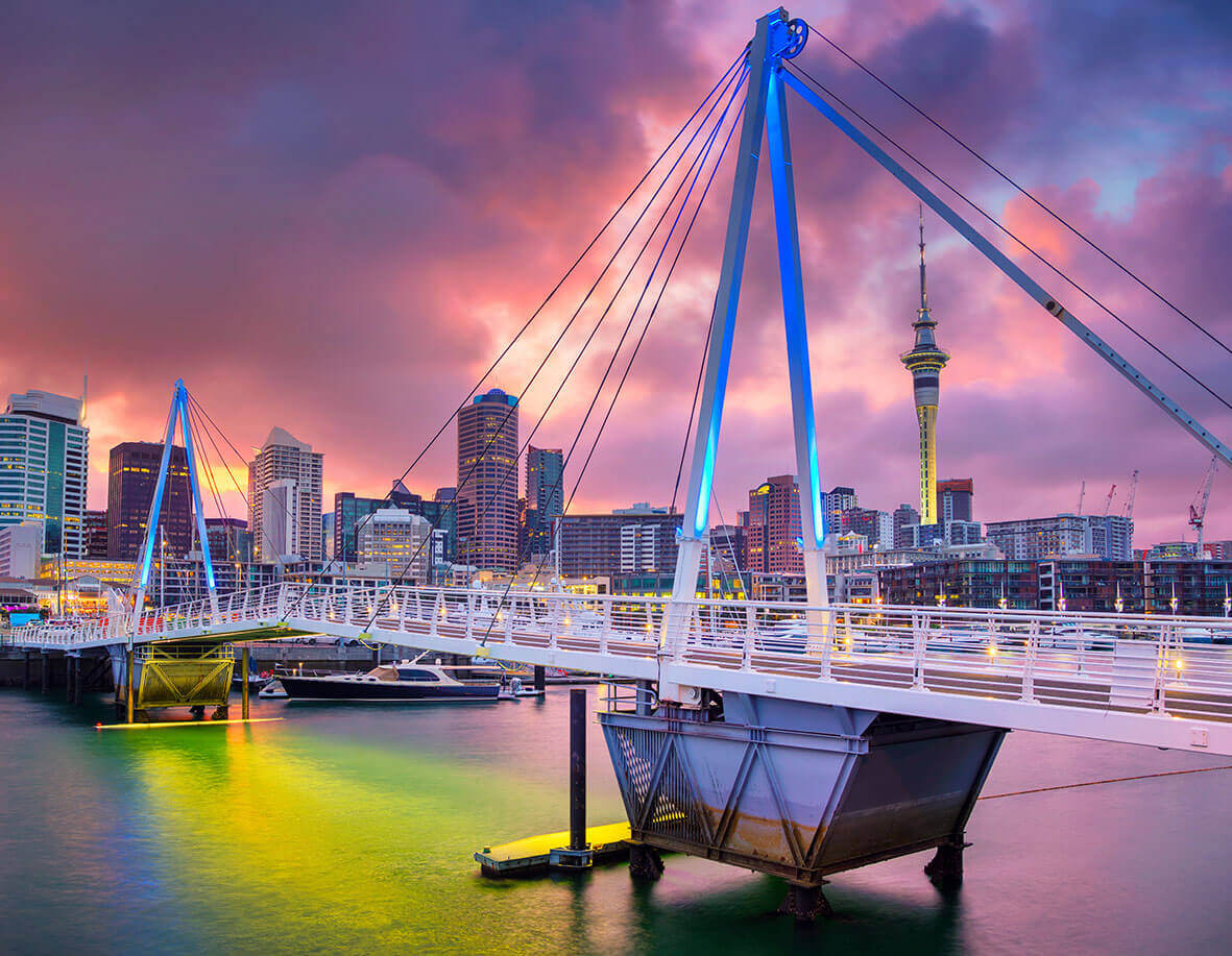 Harbor Bridge Auckland